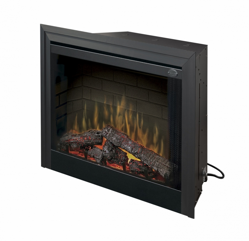 33 inch Deluxe Built-in Electric Firebox Model # BF33DXP