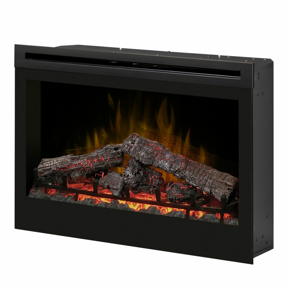 33 inch Self-trimming Electric Firebox Model # DF3033ST