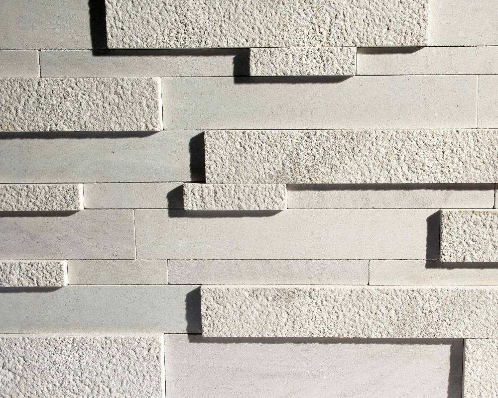 Coral White Regular Format Strips