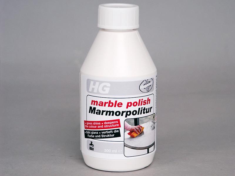 Hg marble polish