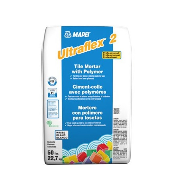 Mapei Ultraflex2 White 50lb
