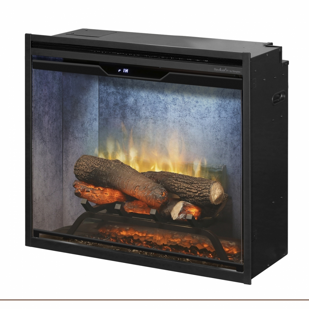 """Revillusion® 24"""" Built-in Firebox SOLID INSERT RBF24DLXWC"""