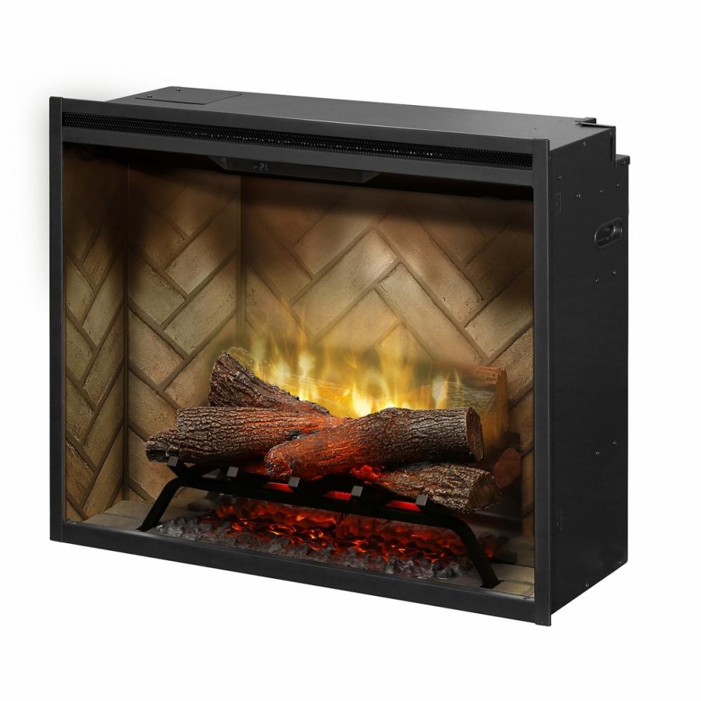 """Revillusion® 30"""" Built-in Firebox BRICK INSERT RBF30"""