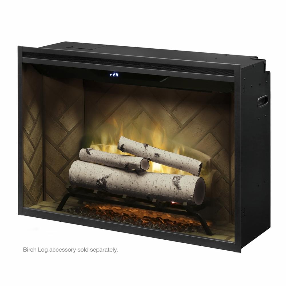 """Revillusion® 36"""" Built-in Firebox BRICK INSERT RBF36"""