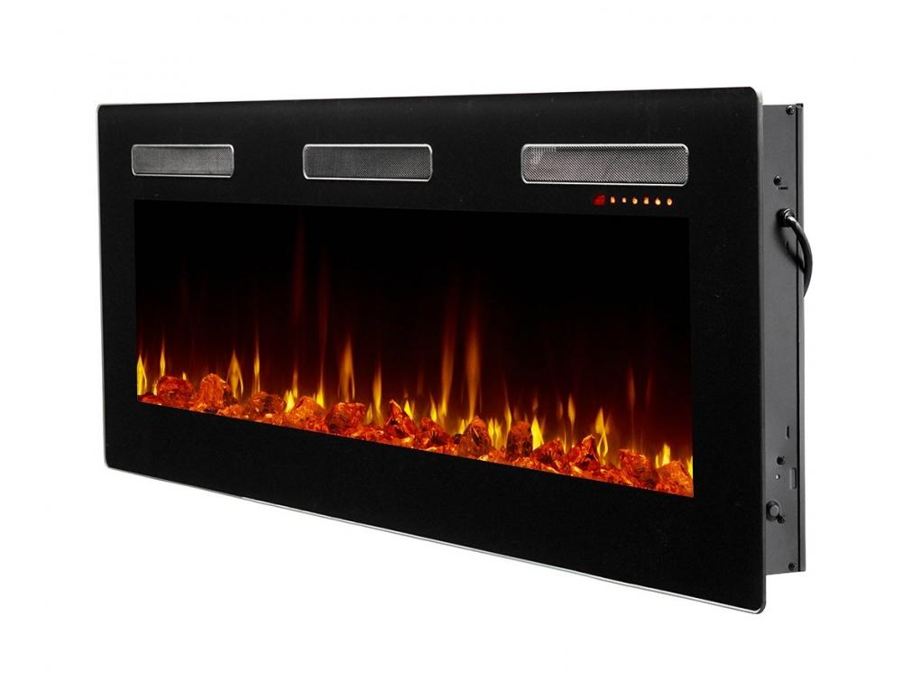 """Sierra 60"""" Linear Electric Fireplace SIL60"""