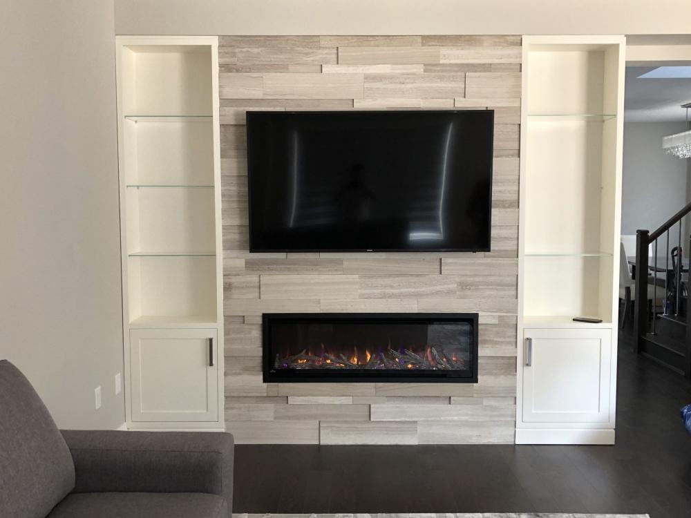Fireplace burlington