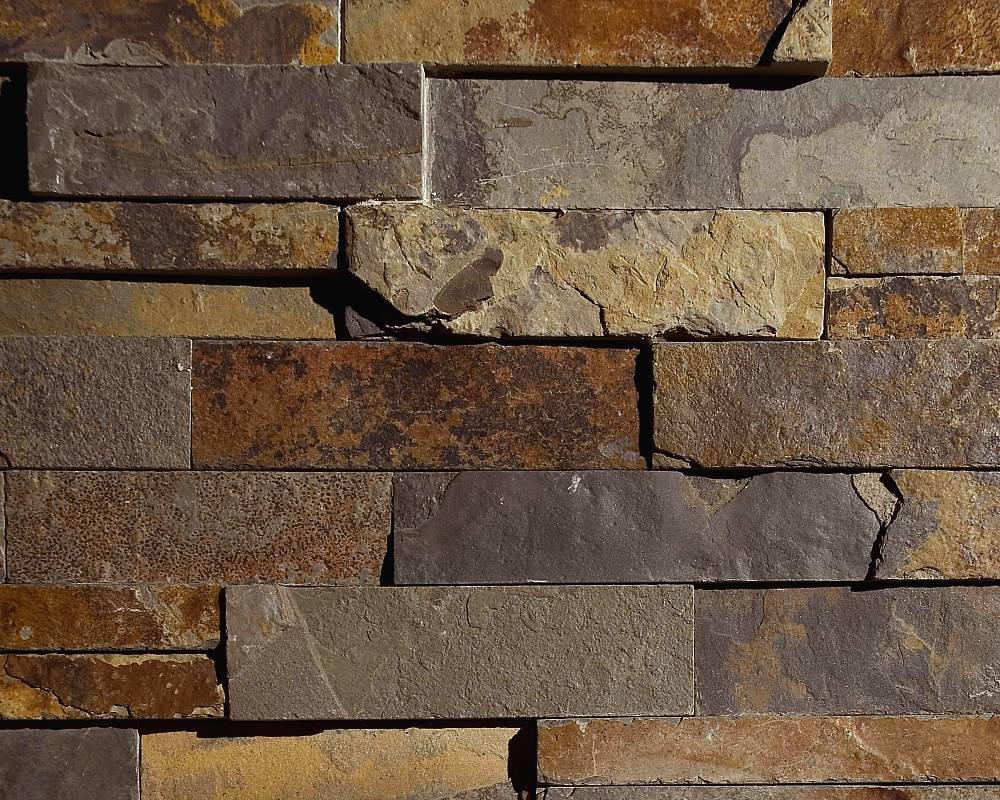 Outback brown 3d slate