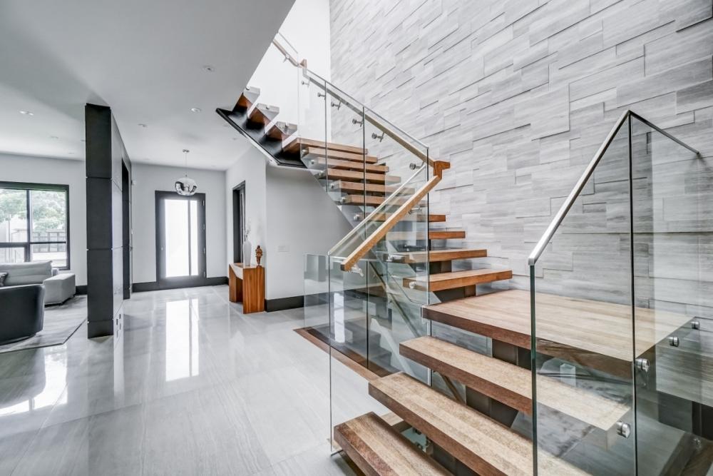 stone veneer modern